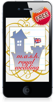 mash royal wedding
